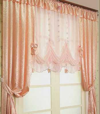 嫦娥都喜欢十款少女窗帘