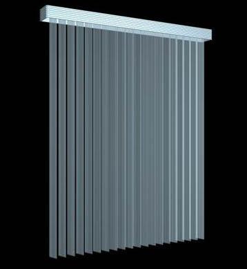 垂直帘-PVC垂直窗帘