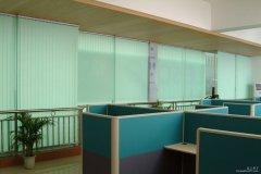 办公室垂直窗帘