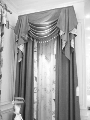 臥室窗簾效果圖(5)