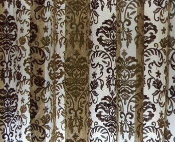 白领最喜欢的家居窗帘风格之欧式奢华风