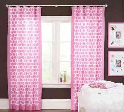 2010最流行的窗帘效果图片 3