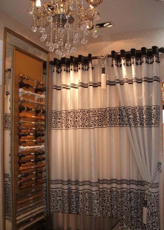韩式风格窗帘