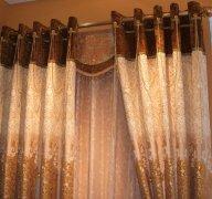 深圳流行的家居窗帘