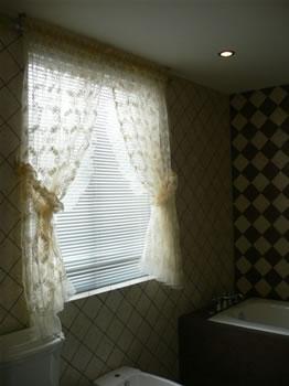 房屋装修窗帘效果图(6)