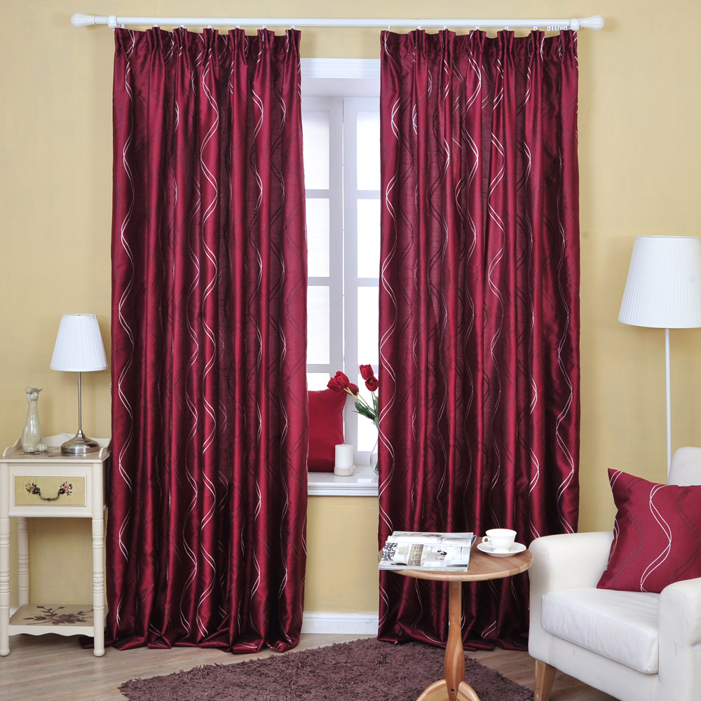 客厅沙发窗帘搭配效果图片_土巴兔装修效果图