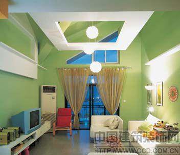 打造家居生活亮丽风景 风情布艺窗帘