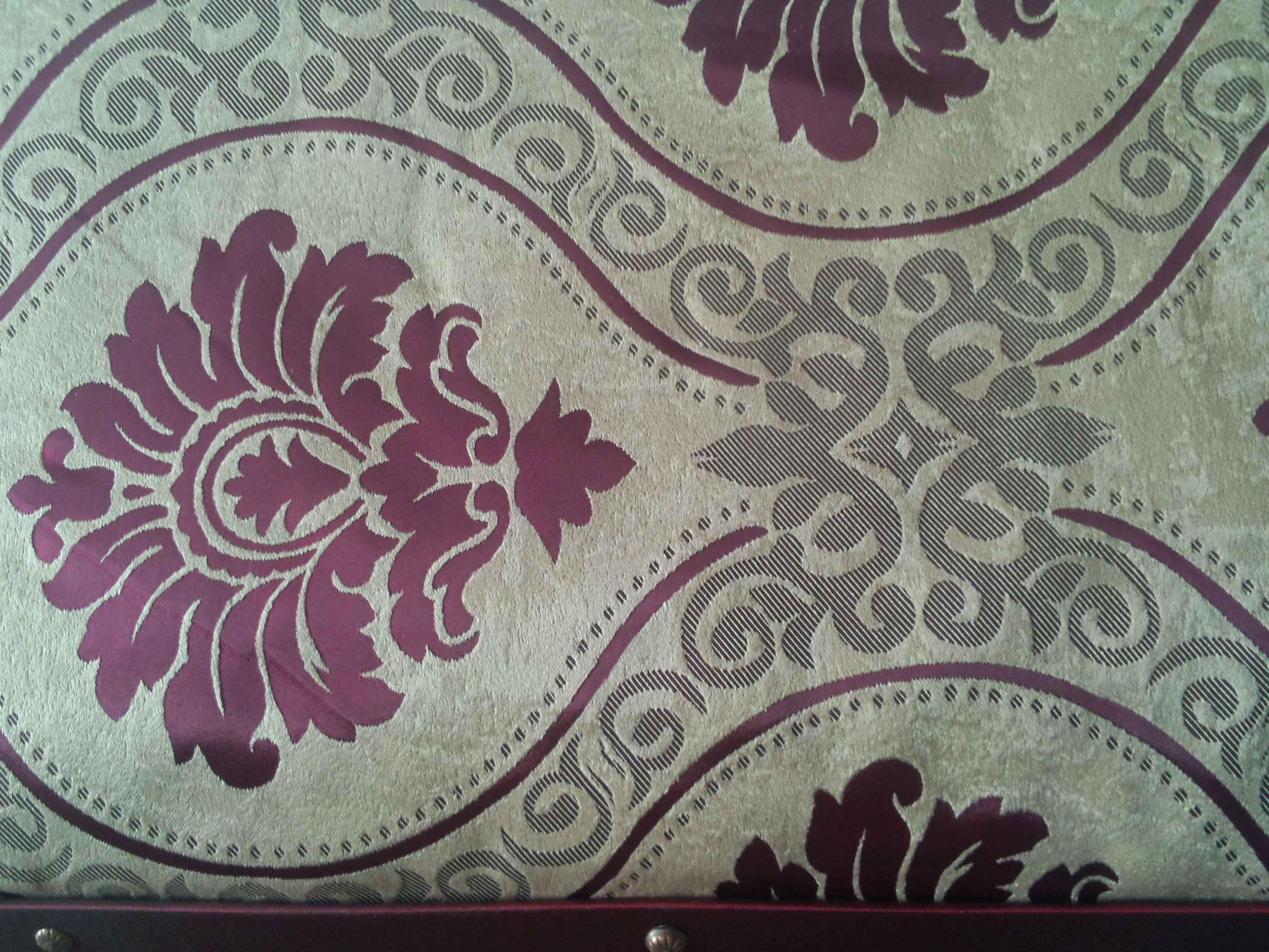 暗暖高雅客厅窗帘效果图 这款窗帘是2013年最流行