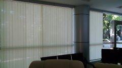 福田保税区深福保大厦1楼垂直帘成功案例