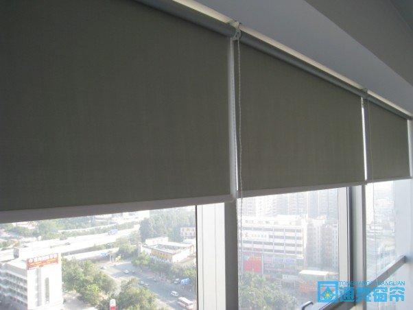深圳福田梅林遮光遮阳卷帘,梅林办公室窗帘定做要去哪里找?