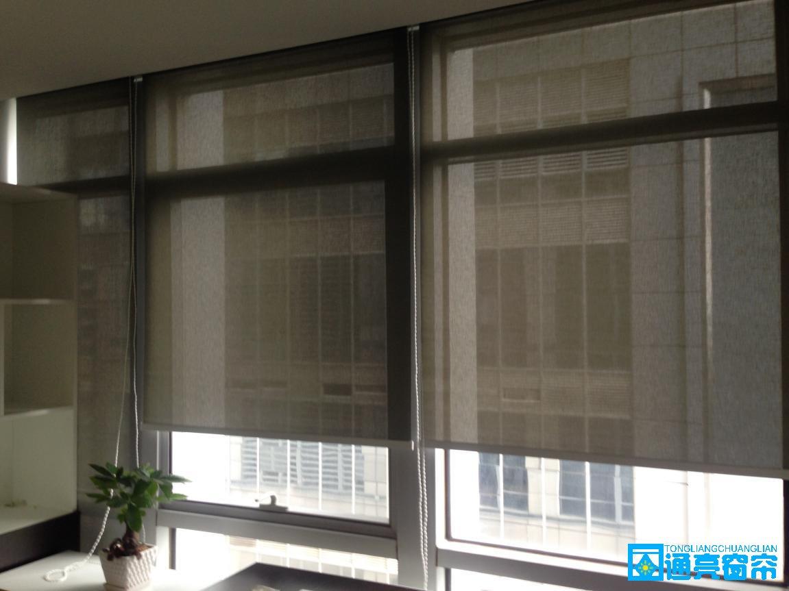 深圳订做遮光卷帘、深圳窗帘厂家、深圳市做窗帘哪里有、深圳市办公室窗帘