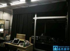 深圳市南山区学苑大道南方科技大学实验室遮光窗帘成功案例
